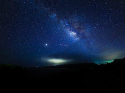 満点の星空が見れる!辺土岬の大展望パノラマ