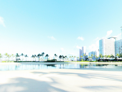 ハワイで「暮らすように過ごす」